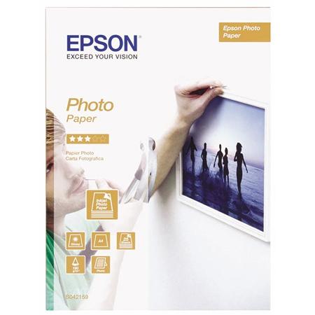 A4 Epson 187гр. 20л.глянц. Расходные материалы для принтеров