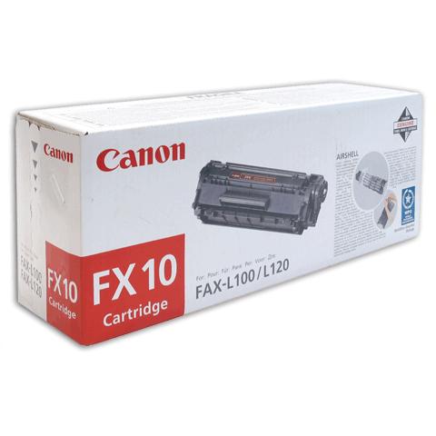 Cаnon FX 10 Расходные материалы для принтеров