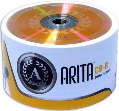 CD R Arita 50шт. Диски