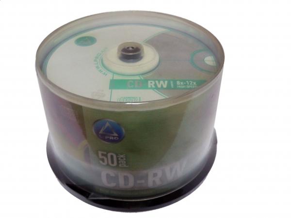 CD RW 50шт Диски