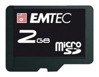 Emtec Micro SD 2GB Флешки