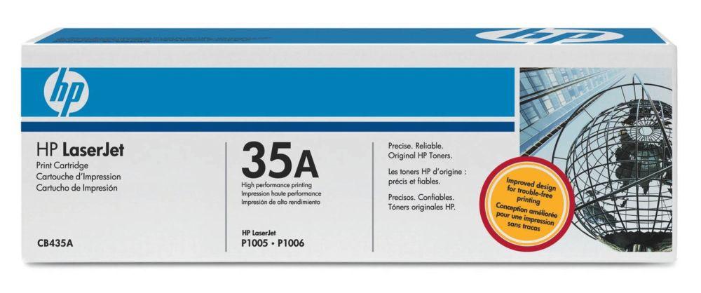 HP 35A Расходные материалы