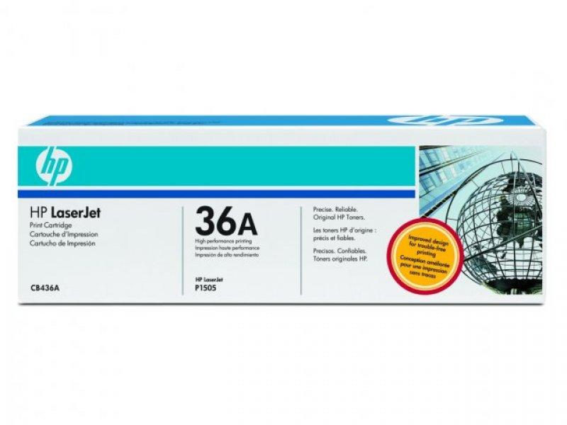 HP 36A Расходные материалы для принтеров