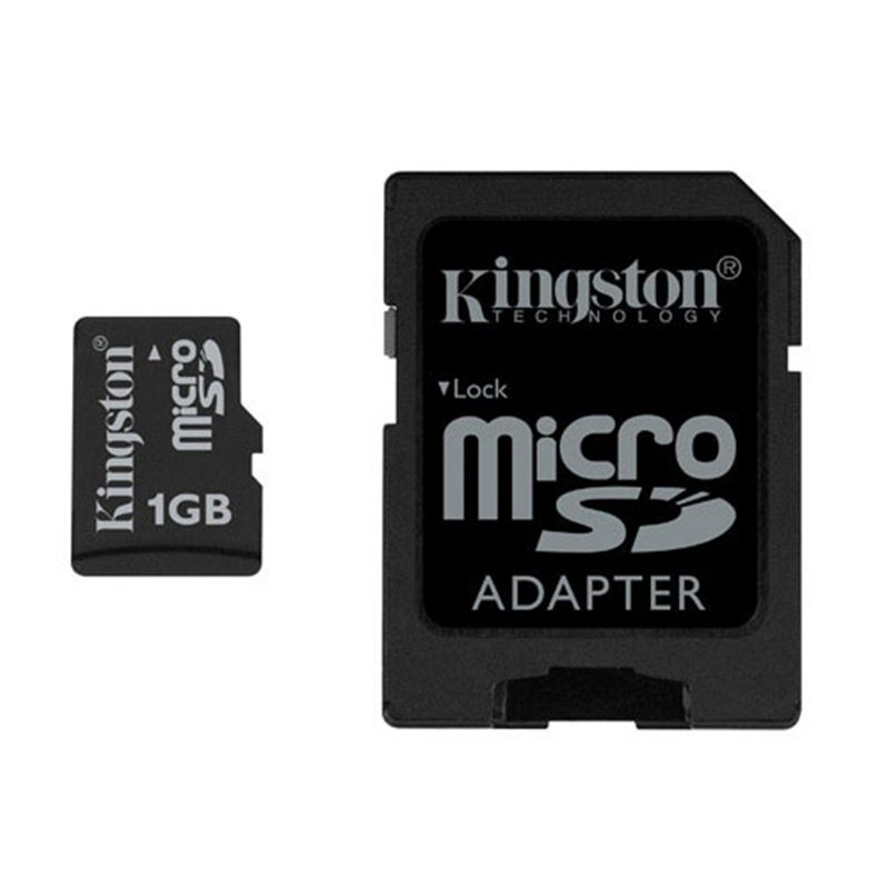 Kingston Micro SD 1GB Флешки