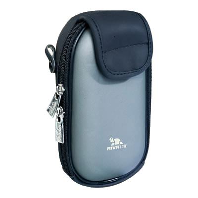 Riva 7003 PU Digital Case dark grey Сумки и чехлы для фотоаппаратов Riva Case