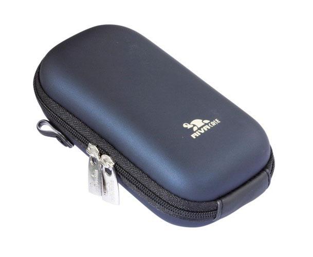 Riva 7004 PU Digital Case dark blue Сумки и чехлы для фотоаппаратов Riva Case