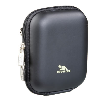 Riva 7006 PU Digital Case black Сумки и чехлы для фотоаппаратов Riva Case