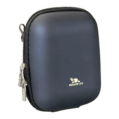 Riva 7007 PU Digital Case dark blue Сумки и чехлы для фотоаппаратов Riva Case