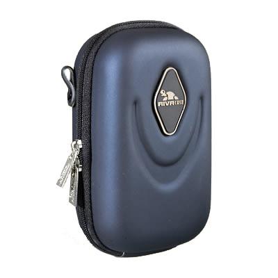 Riva 7010 PU Digital Case dark blue Сумки и чехлы для фотоаппаратов Riva Case