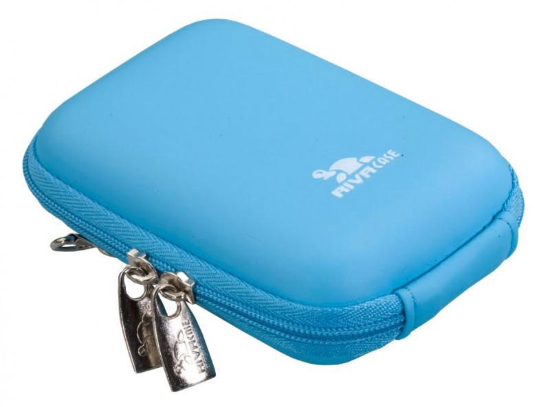 Riva 7022 PU Digital Case Shallow blue Сумки и чехлы для фотоаппаратов Riva Case