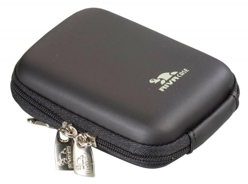 Riva 7022 PU Digital Case black Сумки и чехлы для фотоаппаратов Riva Case