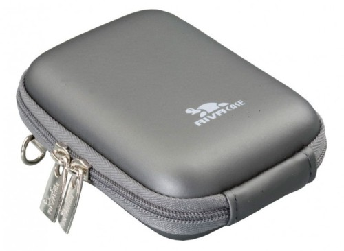 Riva 7022 PU Digital Case dark grey Сумки и чехлы для фотоаппаратов Riva Case