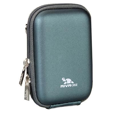 Riva 7022 PU Digital Case gram green Сумки и чехлы для фотоаппаратов Riva Case