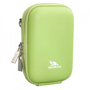 Riva 7022 PU Digital Case green 300x300 Riva 7022 (PU) Digital Case green