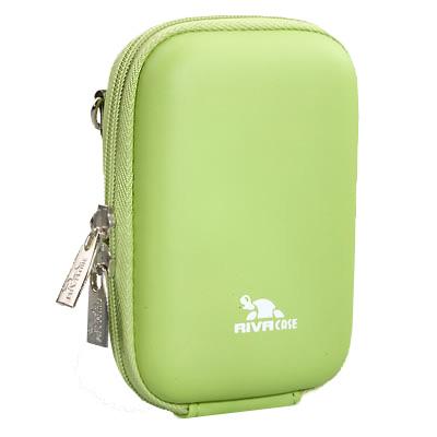 Riva 7022 PU Digital Case green Сумки и чехлы для фотоаппаратов Riva Case