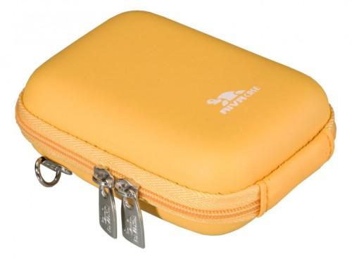 Riva 7022 PU Digital Case yellov Сумки и чехлы для фотоаппаратов Riva Case