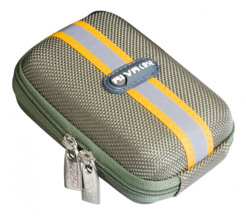 Riva 7023 AP 01 Digital Case olive Сумки и чехлы для фотоаппаратов Riva Case