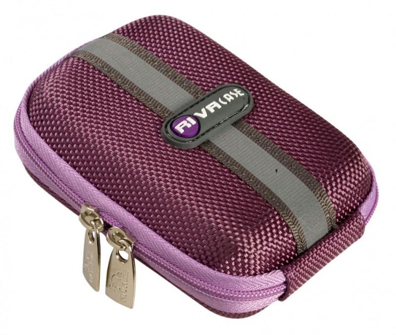 Riva 7023 AP 01 Digital Case purple Сумки и чехлы для фотоаппаратов Riva Case