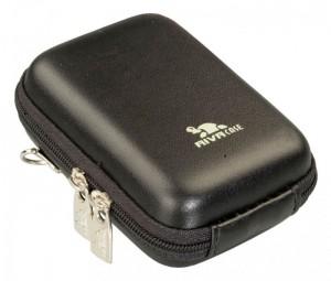 Riva 7023 PU Digital Case black leather 300x255 Riva 7023 (PU) Digital Case black leather