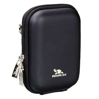 Riva 7023 PU Digital Case black Сумки и чехлы для фотоаппаратов Riva Case