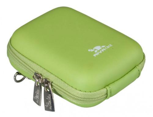 Riva 7023 PU Digital Case green Сумки и чехлы для фотоаппаратов Riva Case