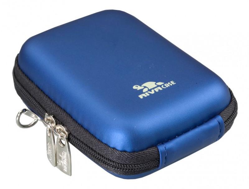 Riva 7023 PU Digital Case light blue Сумки и чехлы для фотоаппаратов Riva Case
