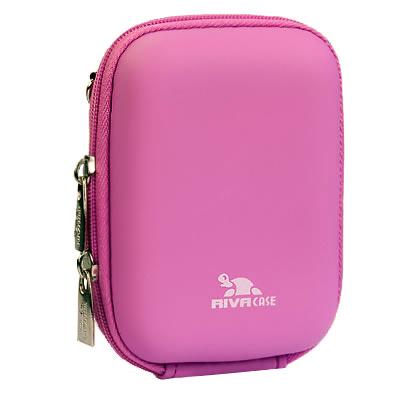 Riva 7023 PU Digital Case pink Сумки и чехлы для фотоаппаратов Riva Case