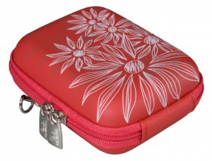 Riva 7023 PU Digital Case red flowers 300x228 Riva 7023 (PU) Digital Case red (flowers)