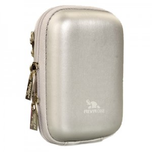 Riva 7023 PU Digital Case silver 300x300 Riva 7023 (PU) Digital Case silver