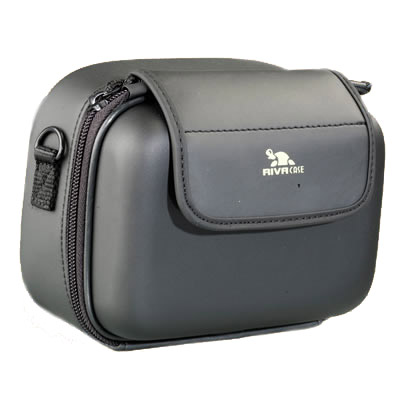 Riva 7050 PU Video Case black Сумки для зеркальных фотоаппаратов и видеокамер Riva case