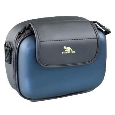 Riva 7050 PU Video Case dark blue Сумки для зеркальных фотоаппаратов и видеокамер Riva case