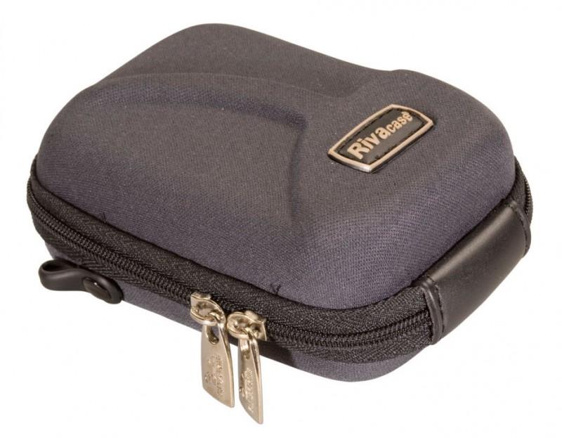 Riva 7053 01 PS Digital Case dark Grey Сумки и чехлы для фотоаппаратов Riva Case