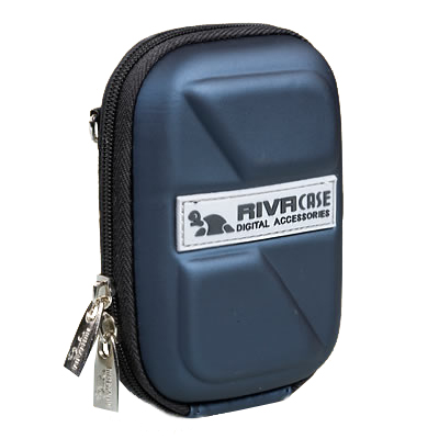 Riva 7060 01 PS Digital Case dark blue Сумки и чехлы для фотоаппаратов Riva Case