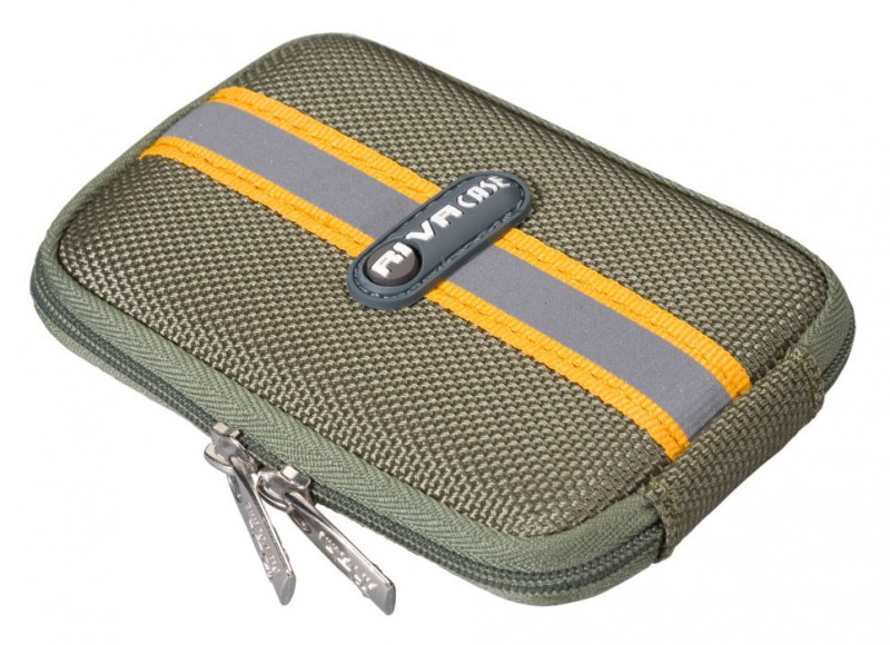 Riva 7062 AP 01 Digital Case olive Сумки и чехлы для фотоаппаратов Riva Case