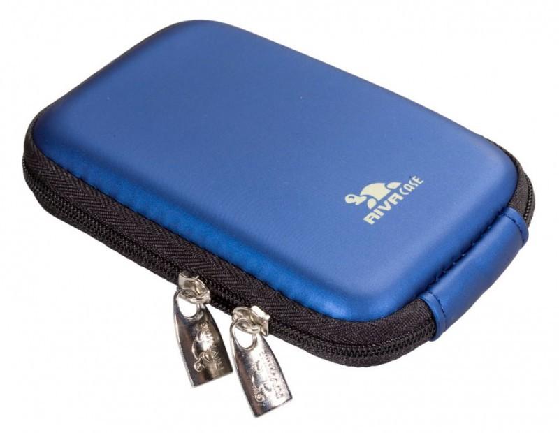 Riva 7062 PU Digital Case light blue Сумки и чехлы для фотоаппаратов Riva Case