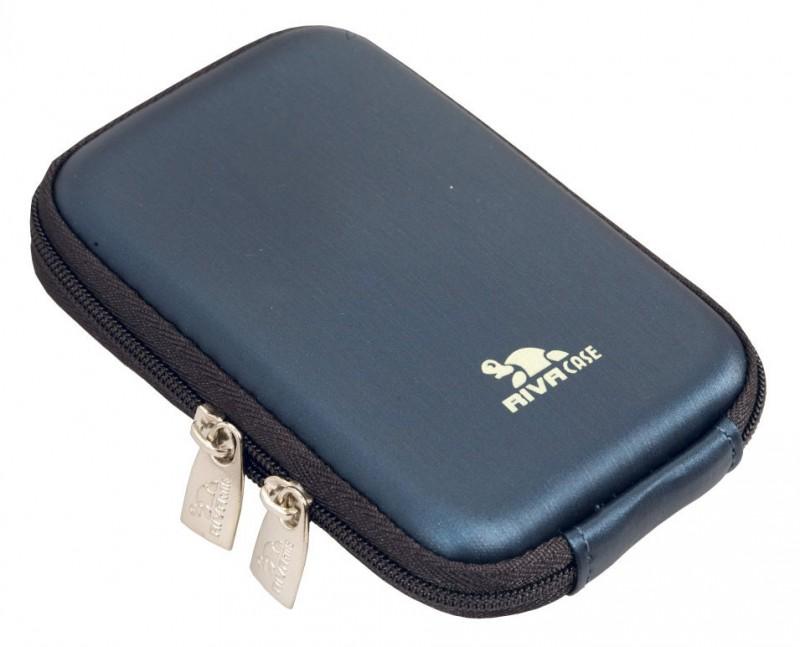 Riva 7062 PU Digital Case mazarine Сумки и чехлы для фотоаппаратов Riva Case