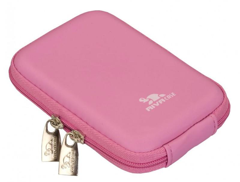 Riva 7062 PU Digital Case pink Сумки и чехлы для фотоаппаратов Riva Case