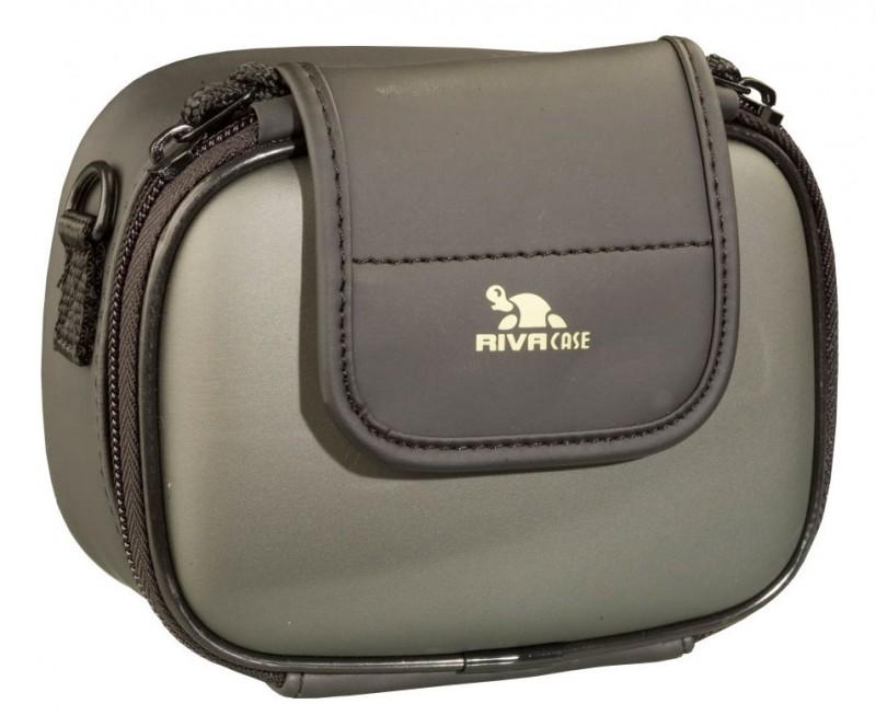 Riva 7080 PU Digital Case dark Grey Сумки для зеркальных фотоаппаратов и видеокамер Riva case