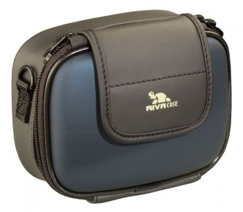 Riva 7080 PU Digital Case dark blue Сумки для зеркальных фотоаппаратов и видеокамер Riva case