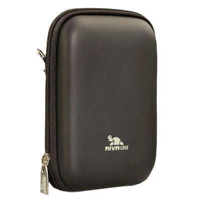 Riva 7100 01 PU Digital Case black Сумки и чехлы для фотоаппаратов Riva Case