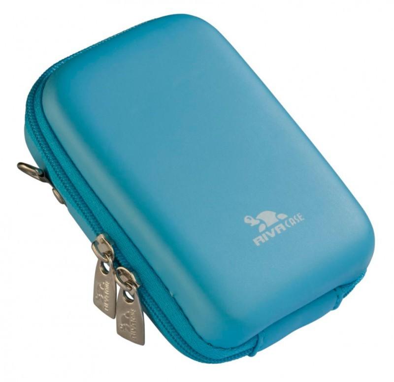 Riva 7103 PU Digital Case Swailow blue Сумки и чехлы для фотоаппаратов Riva Case