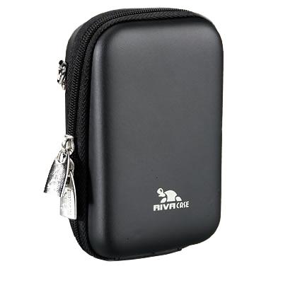Riva 7103 PU Digital Case black Сумки и чехлы для фотоаппаратов Riva Case