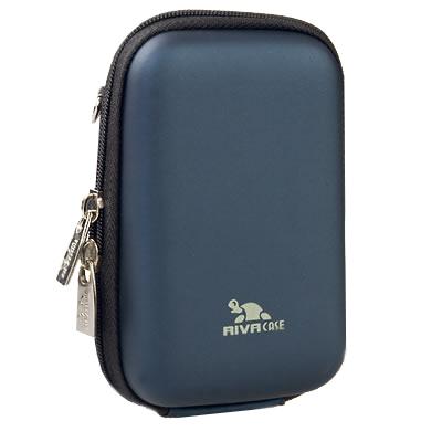 Riva 7103 PU Digital Case dark blue Сумки и чехлы для фотоаппаратов Riva Case