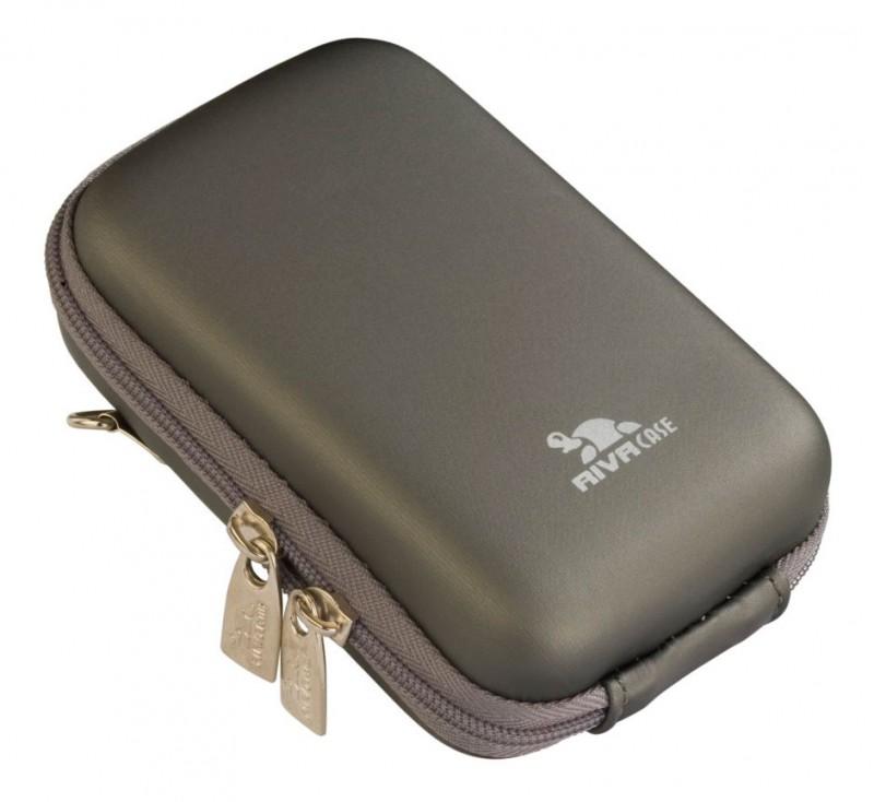Riva 7103 PU Digital Case dark grey Сумки и чехлы для фотоаппаратов Riva Case