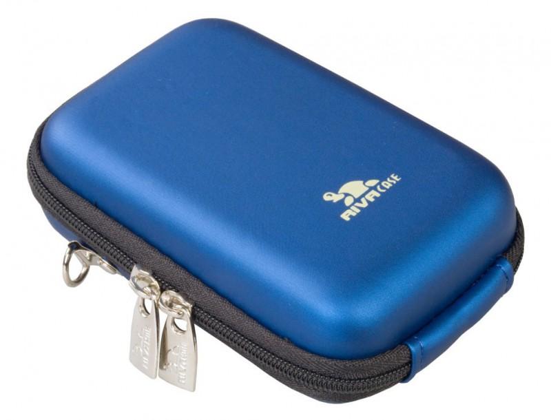 Riva 7103 PU Digital Case light blue Сумки и чехлы для фотоаппаратов Riva Case