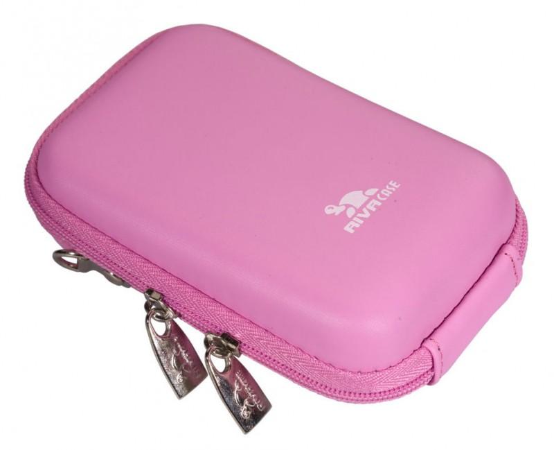 Riva 7103 PU Digital Case pink Сумки и чехлы для фотоаппаратов Riva Case