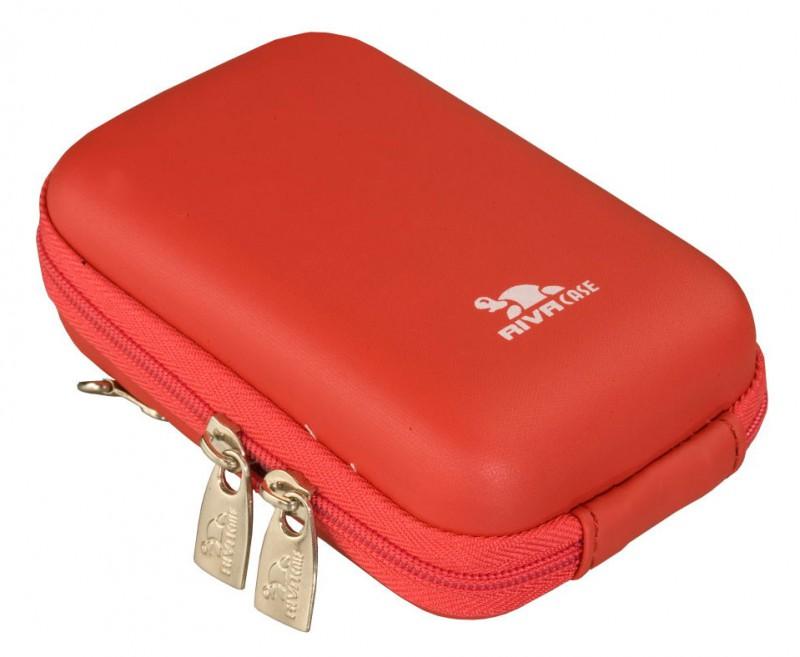 Riva 7103 PU Digital Case red Сумки и чехлы для фотоаппаратов Riva Case