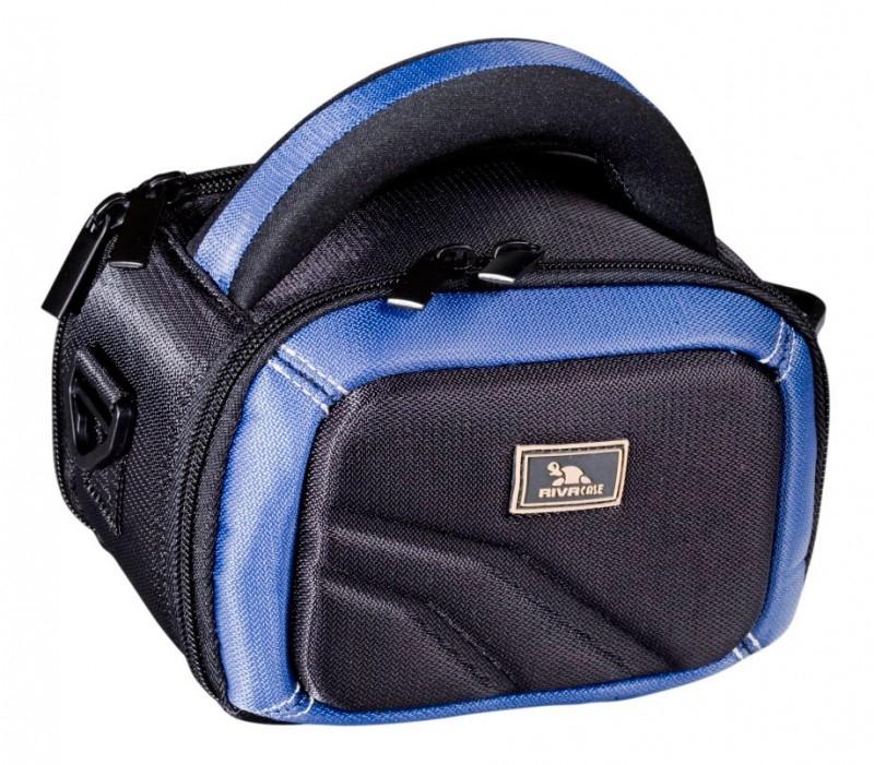 Riva 7124 L PS Video Case sapphie blue Сумки для зеркальных фотоаппаратов и видеокамер Riva case