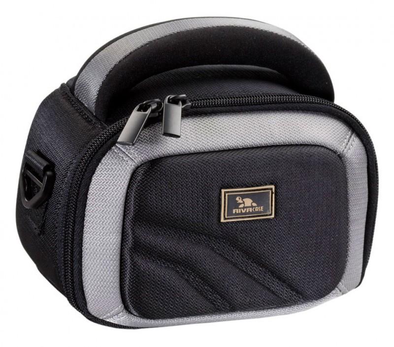 Riva 7124 S PS Video Case grey Сумки для зеркальных фотоаппаратов и видеокамер Riva case