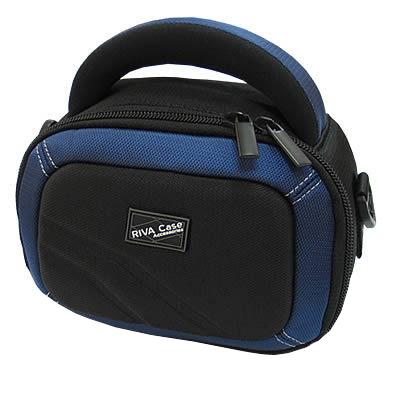Riva 7124 S PS Video Case sapphie blue Сумки для зеркальных фотоаппаратов и видеокамер Riva case